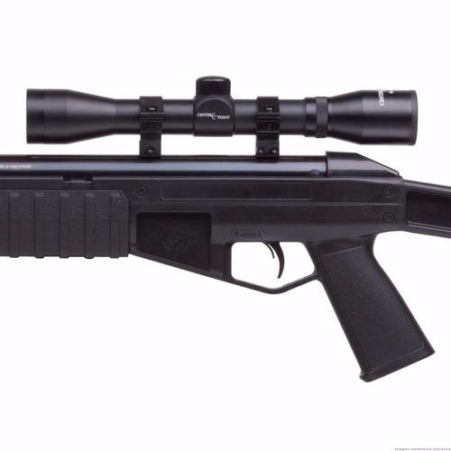 marcadora airsoft crosman tr22 ctr82sx 950fps c/mira 5.5mm