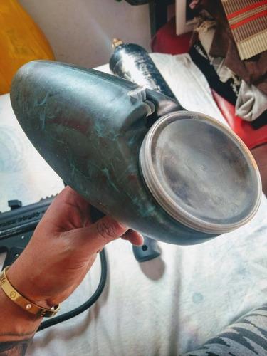 marcadora para gotcha con tanque de 20 oz de co2 y tolva