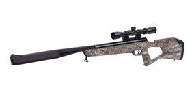 Marcadora Rifle Crosman Trail Np Elite Stealth  22 Camo Xt C