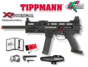 Marcadora Tippmann X7 Phenom Electroneumatica Gotcha Xtreme