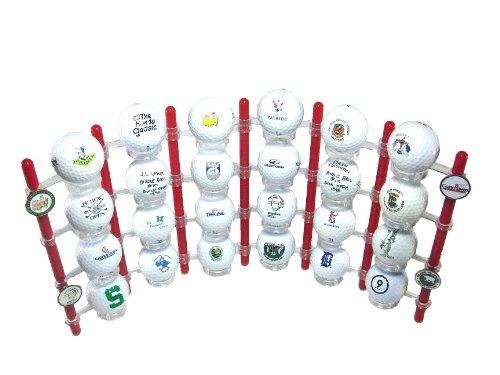 marcadores de bolas24 de bola flexible pelota de golf del..