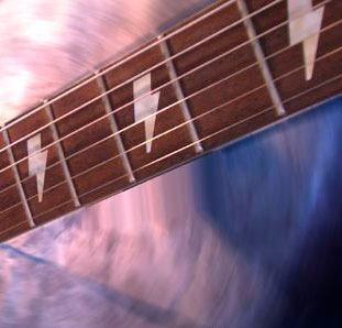 marcadores de escala banda ac/dc rock guitarra violão