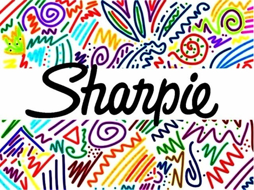 marcadores sharpie fino x5 colores ed. limitada electro pop
