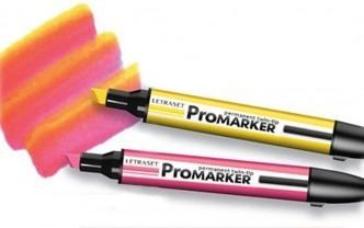 marcadores winsor & newton promarker x6 tonos piel - pastel