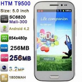 Celular Htm Android T9500-b Android 2 3 2g (cámara Dual, Sim