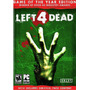 Left 4 Dead Game Of The Year - Steam Gift Card