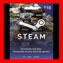 Tarjeta Steam Wallet Card $10 Usd Oferta !!!