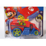 Super Mario Bross Videojuego Coleccion Hot Wheels R52a/b