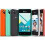 Telefono Blu Advance 4.0 L, 4g H+ Liberado, Nuevo Dual Sim