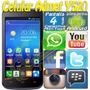 Telefono Celular S6310 Doble Sim Android P1ghz Whatsapp Line