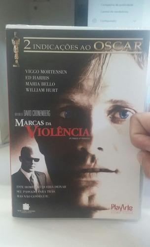 marcas da violencia ed harris -viggo mortensen -dvd