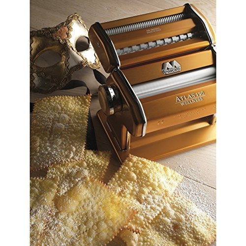 marcato atlas made in italy máquina de pasta made in italy g