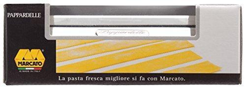 marcato atlas pappardelle pasta cortador adjunto 8321 hecho