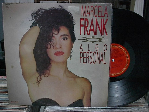 marcela frank*algo personal*lp*argentina