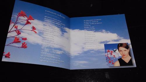 marcela morelo  cd  difusion * manantial * primer edicion