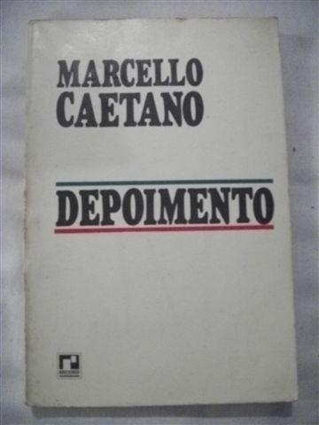 marcello caetano - depoimento
