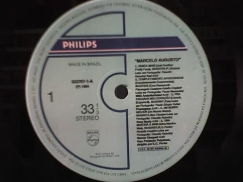 marcelo augusto -lp-vinil-1994-os trapalhões-rock nacional