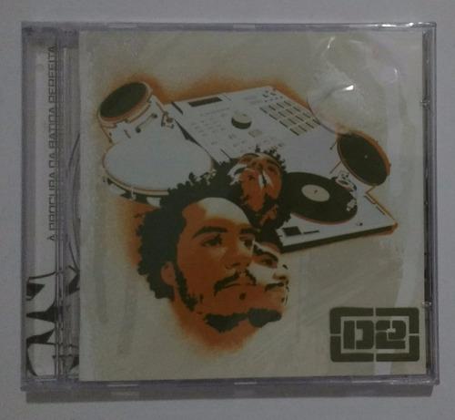 marcelo d2 - à procura da batida perfeita - cd lacrado