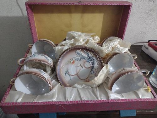 marcelo jogo de porcelana casca de ovo antiguidade  1000