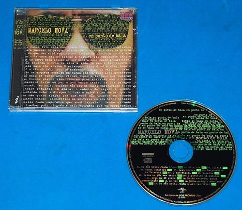 marcelo nova - em ponto de bala - cd - brasil - 2002