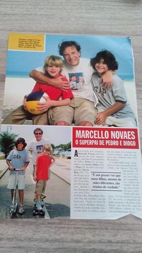 marcelo novaes - material de revista para colecionador 01