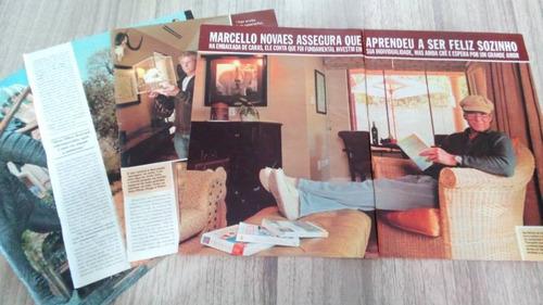 marcelo novaes - material de revista para colecionador 02