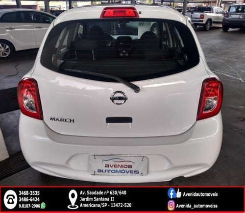 march march nissan