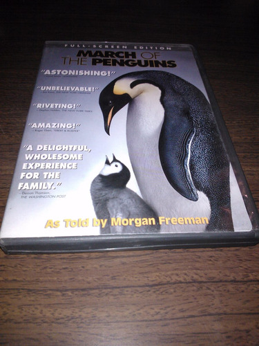 march of the penguins / la marcha de los pinguinos
