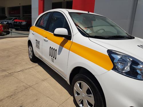 march sense mt 2018 taxi inversion de $5849 pago diario $187