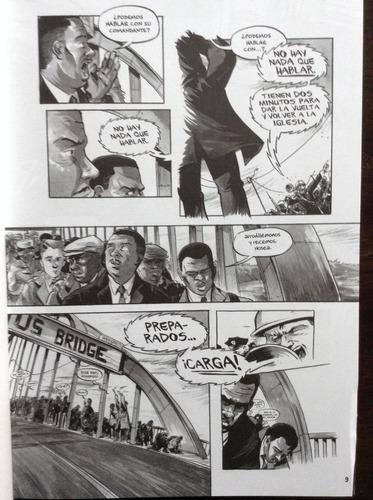march. una crónica de la lucha por los derechos civiles de l
