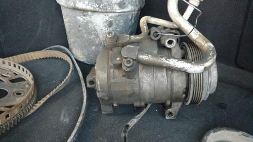 marcha compresor aire acondicionado bmw x5  00-06 8 cil 4.4