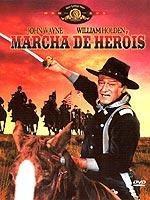 marcha de heróis - dvd