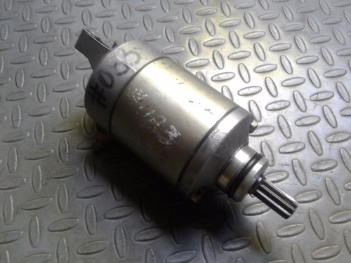marcha motor de arranque gsxr 600 - 750 año 2001 al 2003