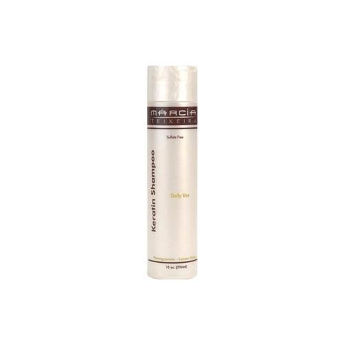 marcia teixeira brazilian keratin shampoo - uso diario, 10 o