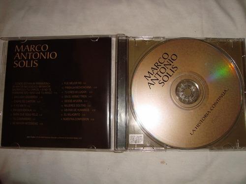 marco a. solis la historia continua 3  audio cd caballito*