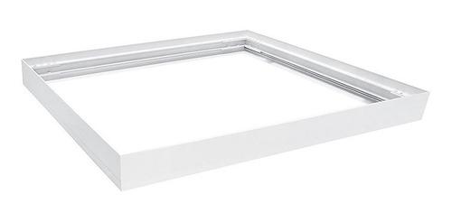 marco accesorio plafon para panel 60x60 aplicar superficie