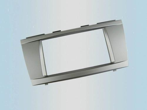 marco adaptador toyota camry 2 din 06-11