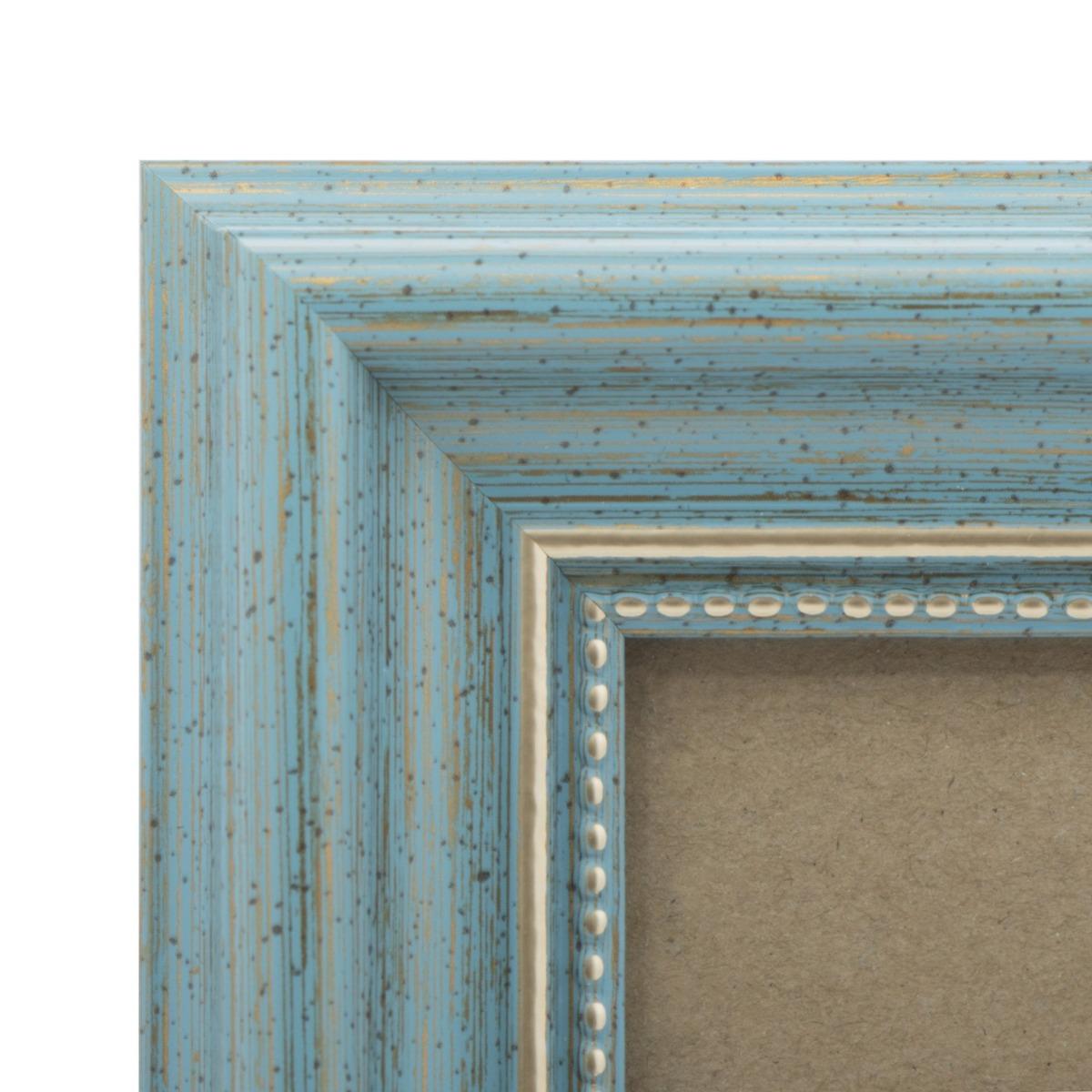 Marco Antiguo, Material Reciclado, Verde Azulado - $ 82.900 en ...