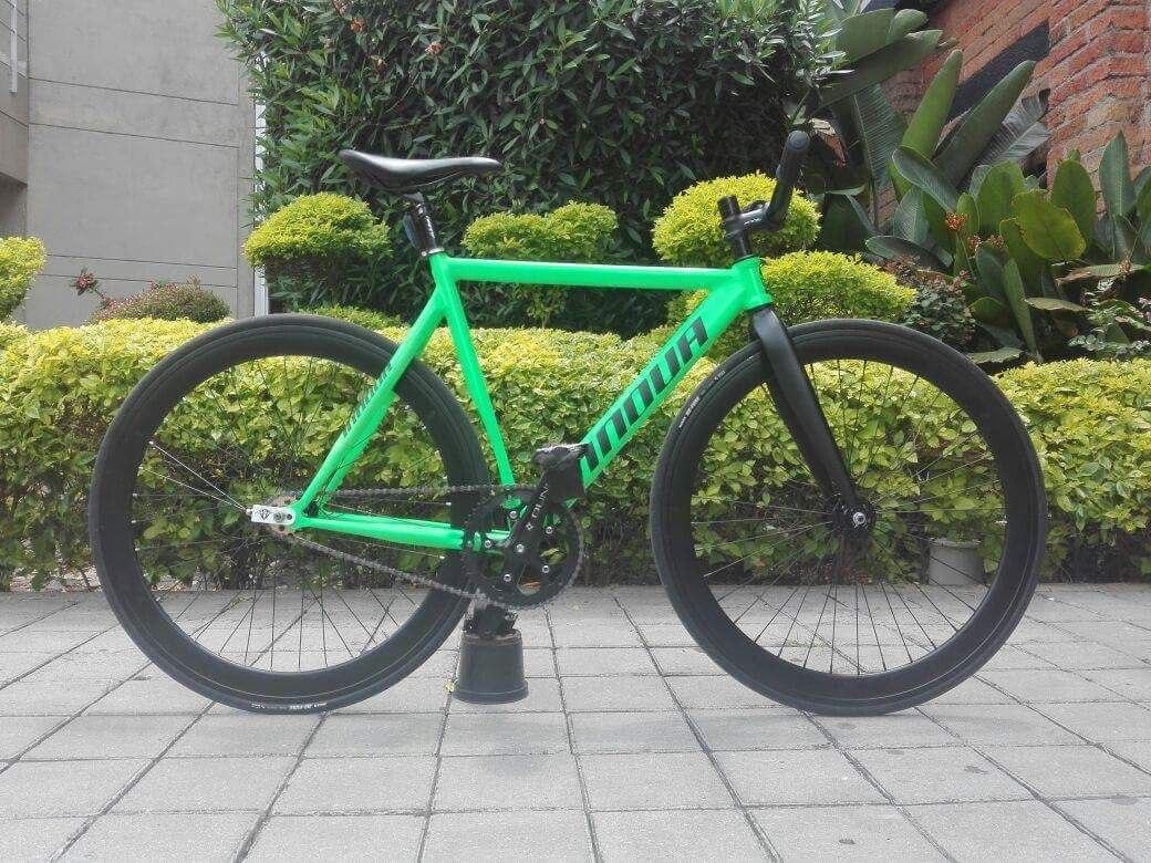 Marco Bicicleta Fixie Innova Génesis Set Con Tenedor. Envio ...