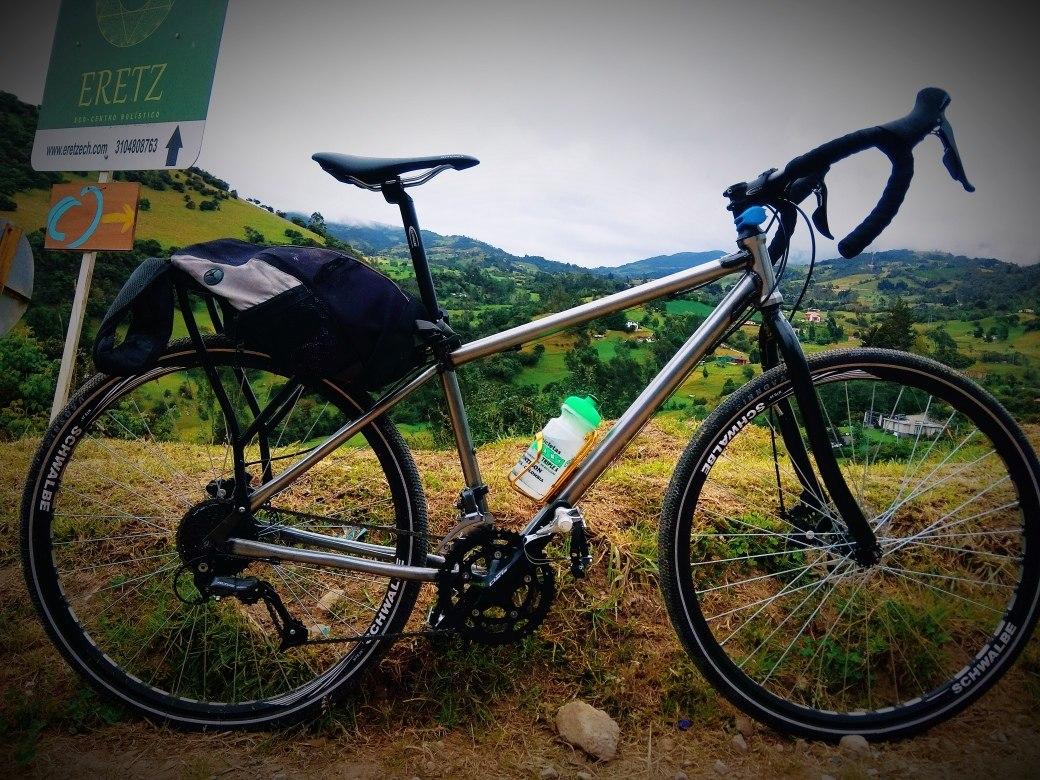 Marco Bicicleta Gravel Ciclocross Aganza Alta Personalizació ...