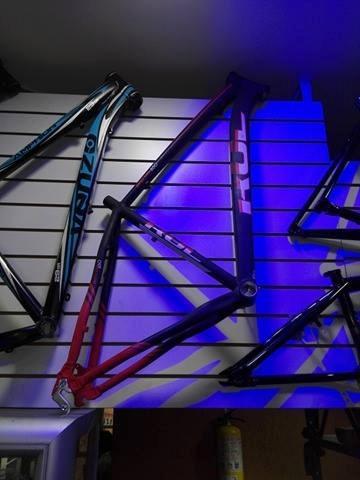 marco bicicleta gw hawk 27.5 o 29  aluminio cónico