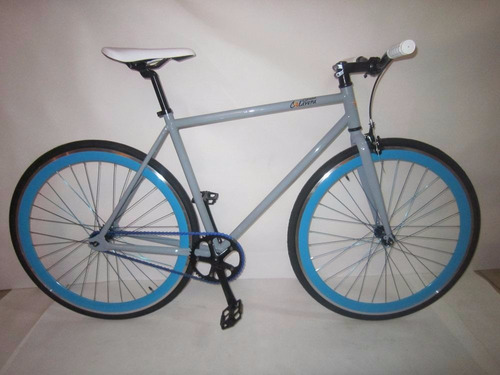 marco bicicleta single speed fixie