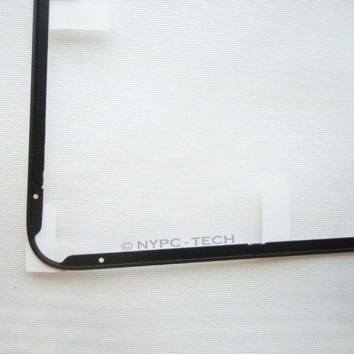 marco bisel medio de pantalla touch para ipad 3 a1416 a1430