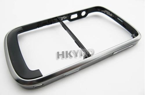 marco blackberry bold 9000 caratula frame  carcasa