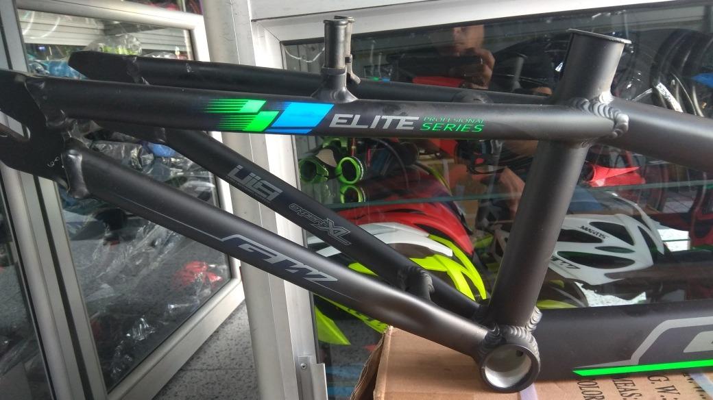Marco Bmx Bicicross 20 Gw Elite Expert Xl - $ 252.000 en Mercado Libre