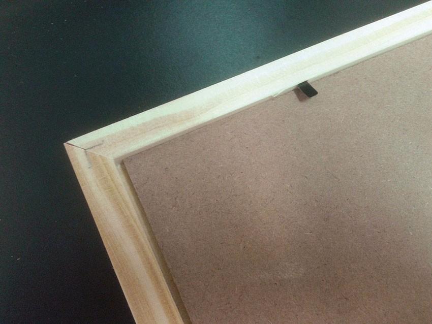 Marco Box De Madera 10x10 Cm - $ 70,00 en Mercado Libre