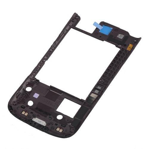 marco carcasa+lente camara para samsung galaxy s3 sph-l710 s