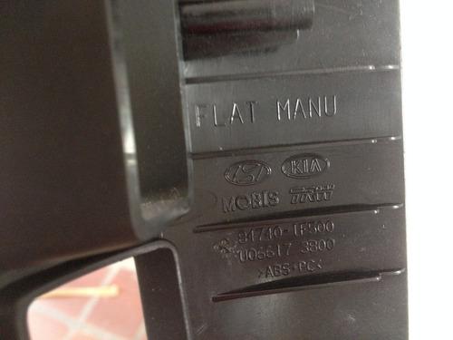 marco central tablero original kia sportage 10-12