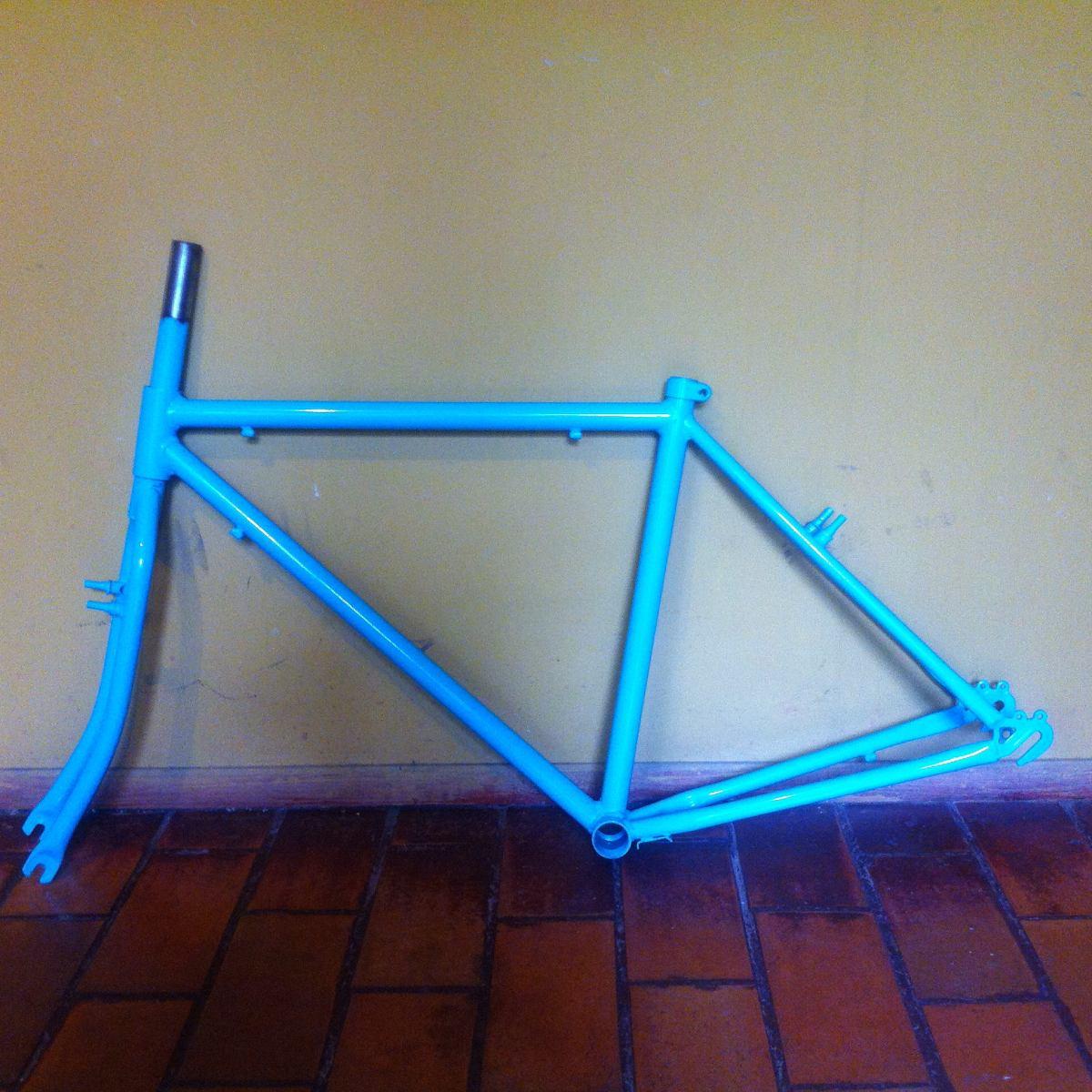 Marco Cuadro Bicicleta Acero Talla 50 Gravel Ciclocross Ruta ...