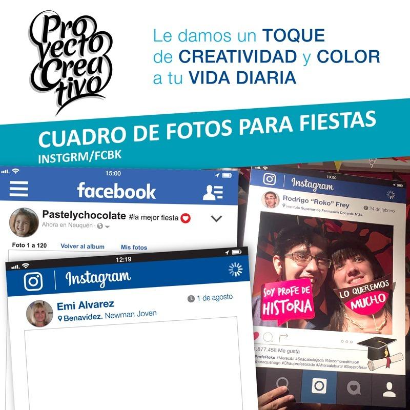 Lujo Facebook Marcos De Cuadros Libres Fotos - Ideas Personalizadas ...